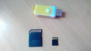 SD Card + Reader