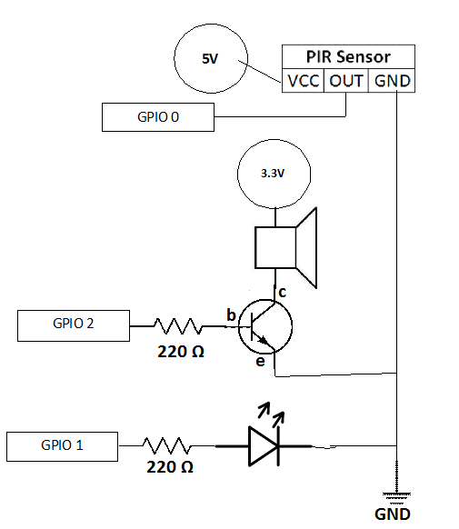 pir sensor schematic  diagrams  wiring diagram gallery