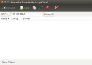 Remmina Remote Desktop Client_012